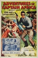 Adventures of Captain Africa, Mighty Jungle Avenger! movie poster (1955) picture MOV_00316478