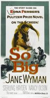 So Big movie poster (1953) picture MOV_0032c858