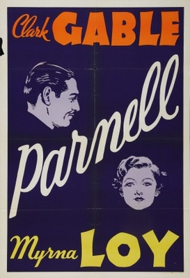 Parnell movie poster (1937) poster MOV_00338d02