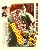 Invisible Invaders movie poster (1959) picture MOV_003b7855