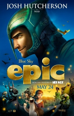 Epic movie poster (2013) poster MOV_003d07ce