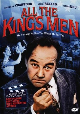 All the King's Men movie poster (1949) poster MOV_003e2901