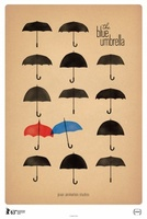 The Blue Umbrella movie poster (2013) picture MOV_00452cad