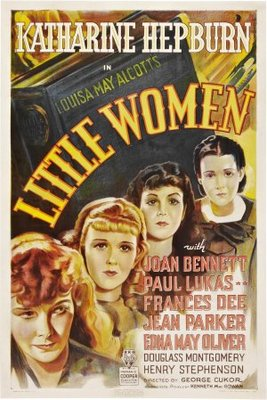 Little Women movie poster (1933) poster MOV_0045907b