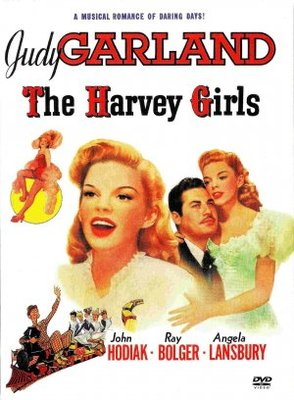 The Harvey Girls movie poster (1946) poster MOV_00466746