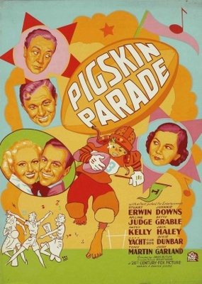 Pigskin Parade movie poster (1936) poster MOV_004ada54