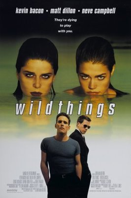 Wild Things movie poster (1998) poster MOV_0050b0c5