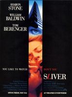 Sliver movie poster (1993) picture MOV_b36fd428