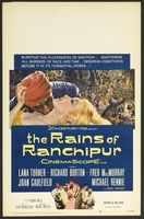 The Rains of Ranchipur movie poster (1955) picture MOV_005e2297