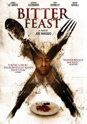 Bitter Feast movie poster (2010) poster MOV_0061566c
