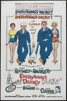Everything's Ducky movie poster (1961) picture MOV_0063c44b