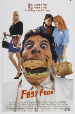 Fast Food movie poster (1989) poster MOV_0069bea6