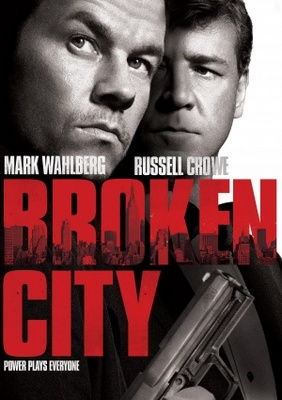 Broken City movie poster (2013) poster MOV_006e4862