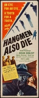 Hangmen Also Die! movie poster (1943) picture MOV_006f5b42