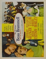 Beau Brummell movie poster (1954) picture MOV_00720026