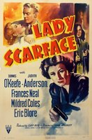 Lady Scarface movie poster (1941) picture MOV_007691df
