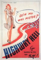 Hitchhike to Hell movie poster (1937) picture MOV_007ab7b9