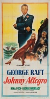 Johnny Allegro movie poster (1949) picture MOV_d03b03a3