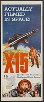 X-15 movie poster (1961) picture MOV_007edc31