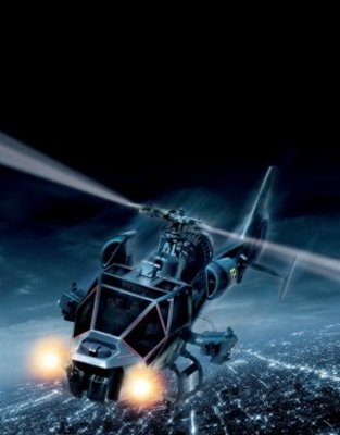 Blue Thunder movie poster (1983) poster MOV_007fa7be