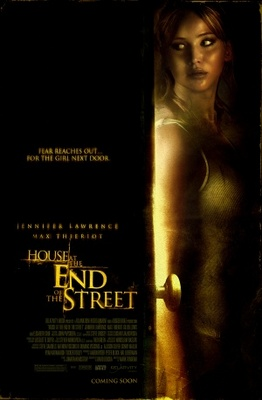 House at the End of the Street movie poster (2012) poster MOV_0082760b