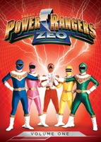 Power Rangers Zeo movie poster (1996) picture MOV_00850929