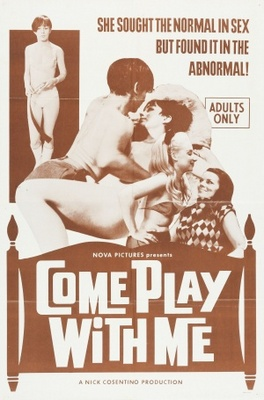 Come Play with Me movie poster (1968) poster MOV_008adcd1