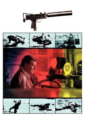 McQ movie poster (1974) poster MOV_0091e544