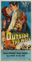 Outside the Wall movie poster (1950) picture MOV_009461e6