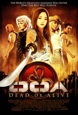 Dead Or Alive movie poster (2006) poster MOV_009d477f