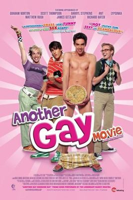 Another Gay Movie movie poster (2006) poster MOV_00a0b466