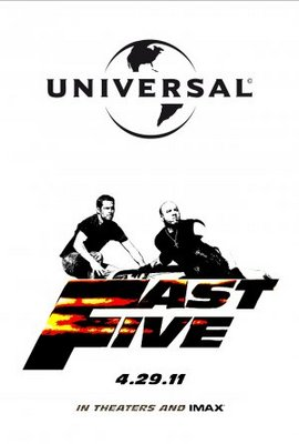 Fast Five movie poster (2011) poster MOV_00a2f7b0