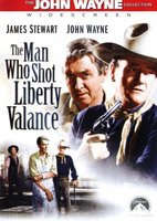 The Man Who Shot Liberty Valance movie poster (1962) picture MOV_00a38465