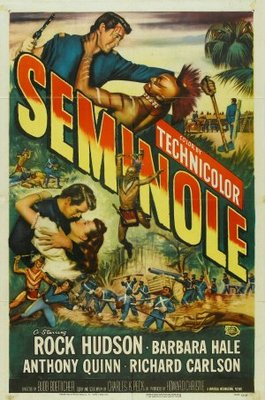 Seminole movie poster (1953) poster MOV_00a7c04b