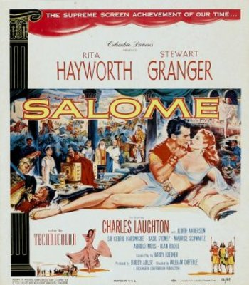 Salome movie poster (1953) poster MOV_00a91237