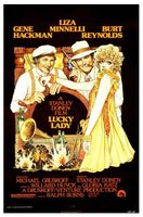 Lucky Lady movie poster (1975) picture MOV_00aad04f