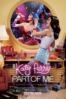 Katy Perry: Part of Me movie poster (2012) picture MOV_00ad2e82