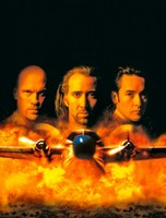 Con Air movie poster (1997) picture MOV_00b5f2a3