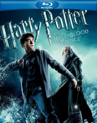 Harry Potter and the Half-Blood Prince movie poster (2009) poster MOV_00ba1e63