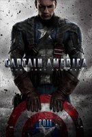 The First Avenger: Captain America movie poster (2011) picture MOV_00bc3435