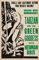 Tarzan and the Green Goddess movie poster (1938) picture MOV_0e463076