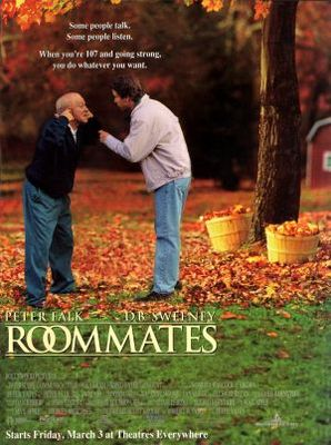 Roommates movie poster (1995) poster MOV_00c06a56