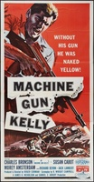 Machine-Gun Kelly movie poster (1958) picture MOV_00cf8cab