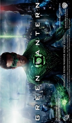 Green Lantern movie poster (2011) poster MOV_00d11adf