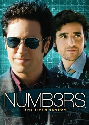 Numb3rs movie poster (2005) poster MOV_00d1f626