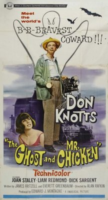 The Ghost and Mr. Chicken movie poster (1966) poster MOV_00d27ab9