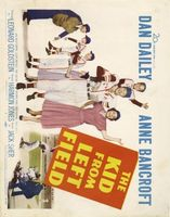 The Kid from Left Field movie poster (1953) picture MOV_00db1c76
