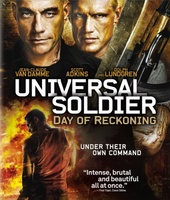 Universal Soldier: Day of Reckoning movie poster (2012) picture MOV_00e4ac8f