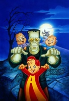 Alvin and the Chipmunks Meet Frankenstein movie poster (1999) picture MOV_00e79f74