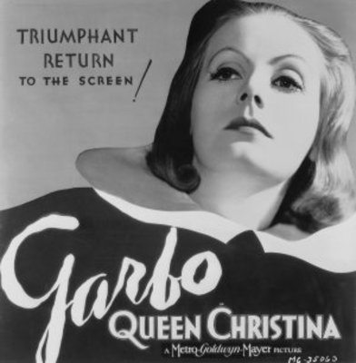 Queen Christina movie poster (1933) poster MOV_00f1009e